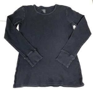 ❤️3 for $15❤️Old Navygrey long sleeve thermal T